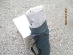 RV sun shade attaches to your awning for more sun protection