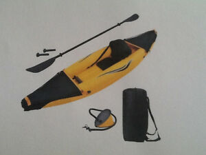 Inflateable kayaks