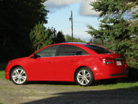 Sharp car!  Excellent condition! 2013 Chevy Cruze LT Turbo RS
