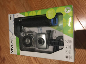 VIVITAR Action Water Proof Camera