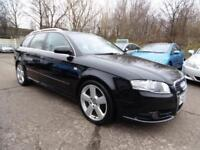 Audi A4 TDI S LINE TDV (PARKING SENSORS + FINANCE AVAILABLE)