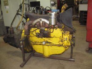 Model A Engine & Trans