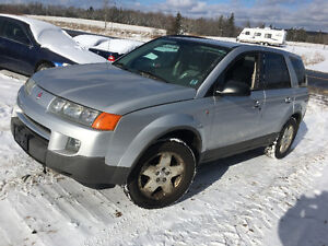 2004 SATURN VUE ALL WHEEL DRIVE  LEATHER 2850$@902-293-6969