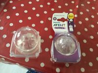 3x Teats for Philips Avent Natural size 1