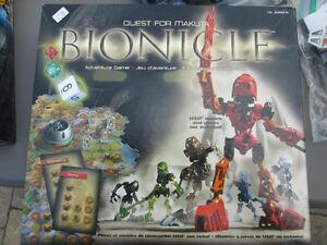 jeux lego bionicle