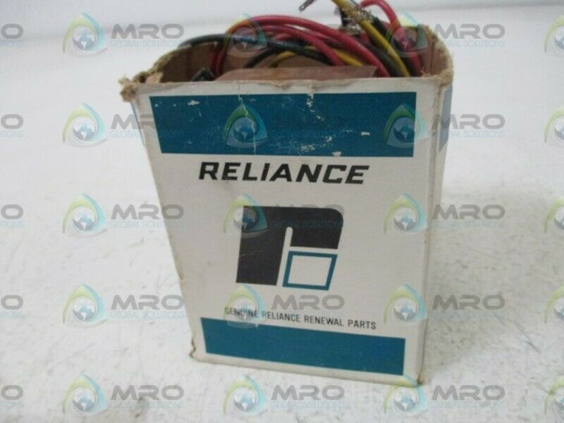 RELIANCE ELECTRIC 410027-1-S TRANSFORMER (BOX AS PICTURED) * NEW IN BOX *