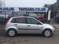 TAYCARS GENUINE SPRING SALE!! 2007 FORD FIESTA 1.3 LOW MILES NOW ONLY £1895