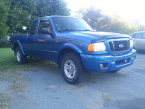 2005 Ford Ranger Pickup Truck,MVI,DRIVES LIKE NEW,UNDERCOATED