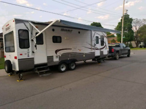 2013 KEYSTONE HIDEOUT 4 SEASON 26FT TRAVEL TRAILER RV CAMPER
