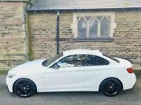 2014 BMW 2 Series 2.0 220d M Sport Auto (s/s) 2dr Coupe Diesel Automatic