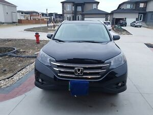 2014 Honda CR-V Touring SUV, Crossover for Private Sale