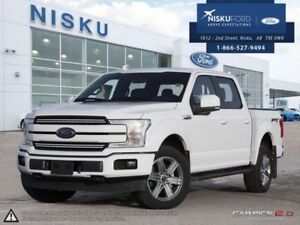 2018 Ford F-150 Lariat  -  Luxury Package - Sunroof