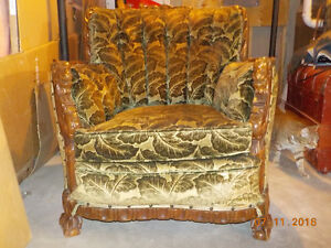 REDUCED - Antique arm chair Kingston Kingston Area image 7