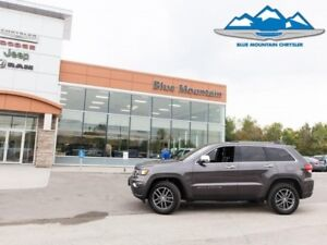 2017 Jeep Grand Cherokee Limited  LIKE NEW, WARRANTY, ACCIDENT F