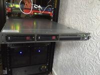 HP DL140 G3 Servers, 2x Quad Xeon 2.0 Ghz, 16GB Memory, Free Rack Rails