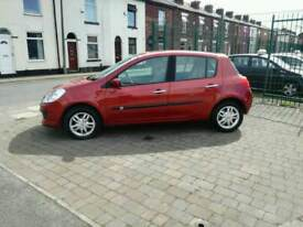 Renault clio 1.5dci for sale or swapz