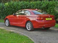 BMW 2 Series 218D 2.0 SE DIESEL MANUAL 2014/14