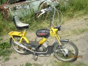 1973 SOLO MOPED MOTOR BIKE FOR SALE