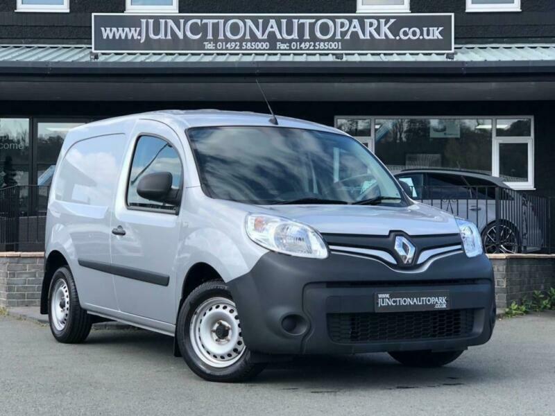 376d485684 2014 Renault Kangoo 1.5 dCi ML19 90 Extra Panel Van 4dr