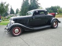 1934 Hot Rod   Offered for sale
