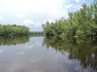 Large waterfront property on Washademoak Lake, New Brunswick
