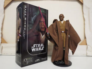 SideShow Collectibles Star Wars Mace Windu 1/6 Scale Figure
