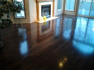 Hardwood  from  $1.50sqf** and laminate $1.20sqf*** installation Edmonton Edmonton Area image 7