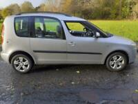 Skoda Roomster 1.6 16v ( 105bhp ) Tiptronic 2 automatic 2007 07 plate