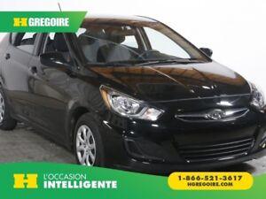2013 Hyundai Accent GL AUTO A/C GR ÉLECT