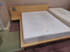 Free King size bed and mattress