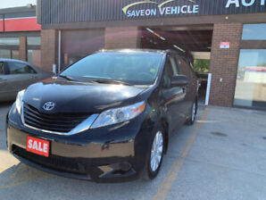 2011 Toyota Sienna LE, AWD, FRESH SAFETY! CLEAN TITLE!