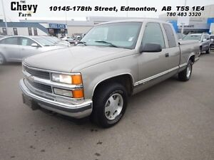 1998 Chevrolet C/K 1500 2WD EXT CAB 143.5   Leather Seating - Ai