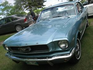 Wanted to buy vintage 1965 fastback ford mustang