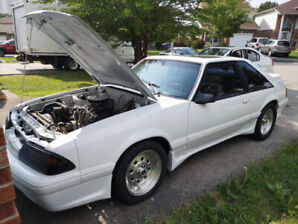 Clean 1990 Fox Body Ford Mustang