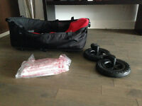 Bugaboo stroller barely used