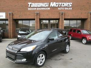 2015 Ford Escape SE | LEATHER | BIG SCREEN | REAR CAM | HTD STS