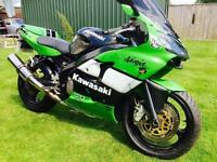 2002 Kawasaki Ninja 636 ZX-6R ZX636R Clean Example For Year