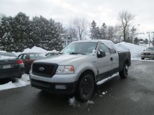 Ford F-150 Supercab 4WD 2005