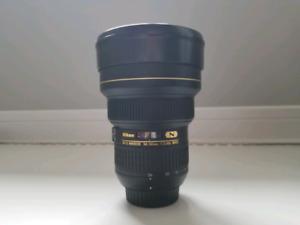 Nikon AFS 14-24 mm f/2.8 G ED