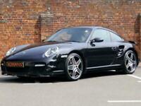 2008 Porsche 911 997 Turbo Manual - DEPOSIT TAKEN - SIMILAR REQUIRED Coupe Petro