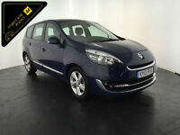 2013 RENAULT GRAND SCENIC DY-QUE T-TOM DCI 1 OWNER SERVICE HISTORY FINANCE PX