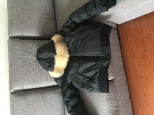 Manteau homme Pajar comme neuf ( still Canada goose)