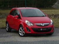 2013 Vauxhall Corsa 1.2i Sxi 3dr, hatchback, manual Hatchback Petrol Manual