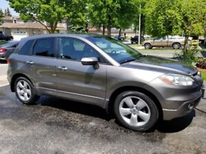 For Sale: 2007 Acura RDX SH-AWD Turbo / Technology Package.