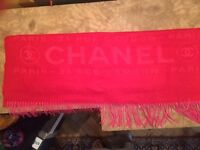Chanel shawl