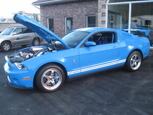Custom Shelby GT500 1000+ WHP. SUPER FAST STREET LEGAL CAR