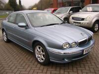 Jaguar X-TYPE 2.0 V6 auto SE TEN SERVICES LEATHER