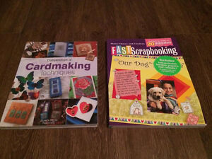Scrapbooking and Card Making Books