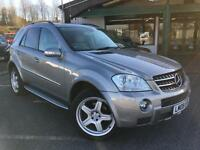 Mercedes-Benz ML320 3.0TD CDI 7G-Tronic SE