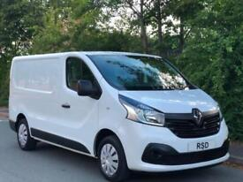 Renault Trafic 1.6dCi Low Roof SL27 115 Business+ - NO VAT - 32,000 MILES